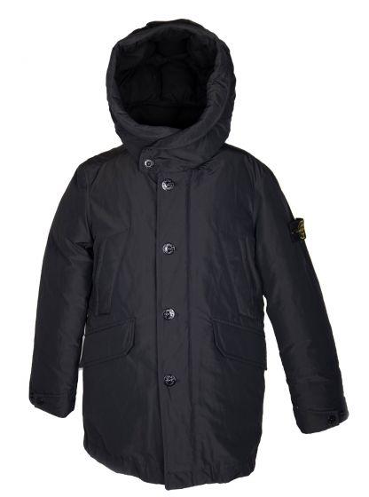 Jacket Real Down Blouson coalgrey671640334