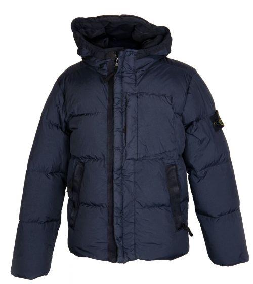 Jacket Real Down blue711640133-V0024