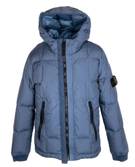 Jacket Real Down Blouson Blue 711640133-V0024-1902