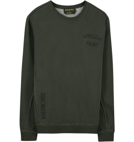 Sweater The Reakwon DUFFELBAGGold-04