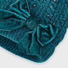 Set With Hat And Scarf 080DUCKGREEN10896