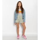 Lou Olive Shorts ao76
