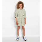 Modern Olive Dress ao76