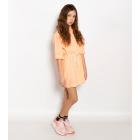 Modern Neon Dress ao76