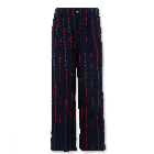 Pants Anna Livia Pants Navy 220-1440