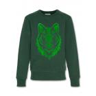 C-Neck Sweater Wolf