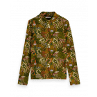 All-Over Printed T-Shirt l/s