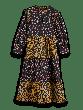 Crispy Cotton Dress 0222-158175