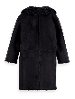Long Lenght Teddy Jacket