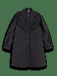 Crispy Cotton Dress With Details 0008-158196