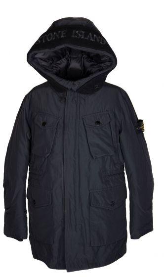 Jacket Real Down Parka black711640534-V0029