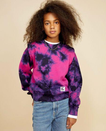 Alison Sweater POPPINKTIEDYE331113-21-077