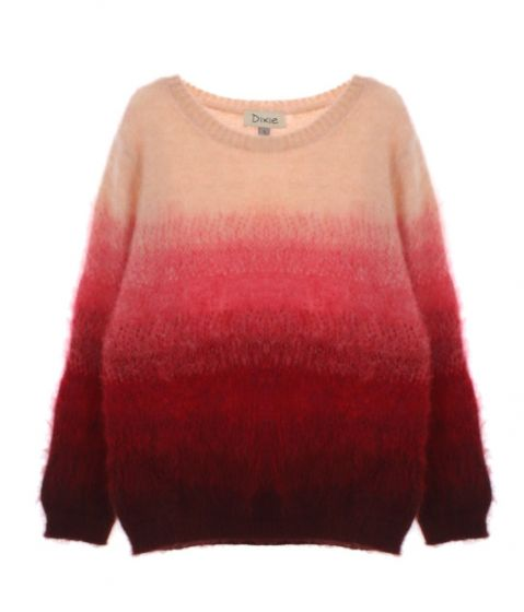 Color Sweater Dixie ROSA/ROSSONB10230G26