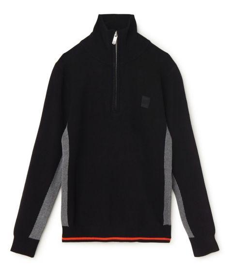 Sweater Turtle Collar BLACKMKSW01155
