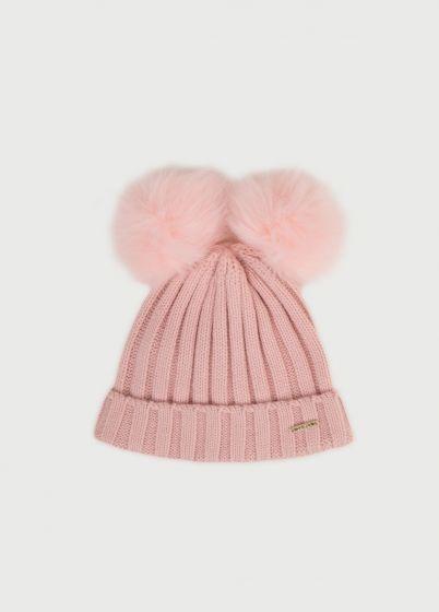 Cappello Con Pon Pon