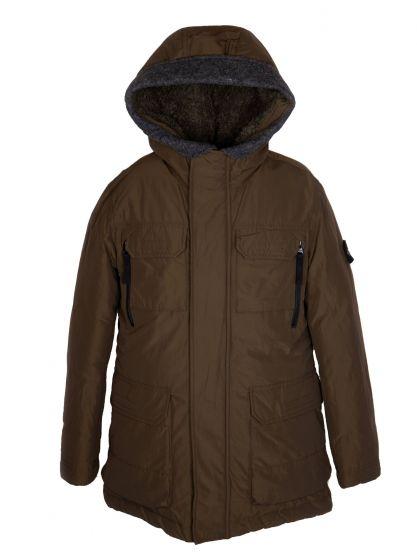 Jacket Real Down Blouson militarygreen691640634