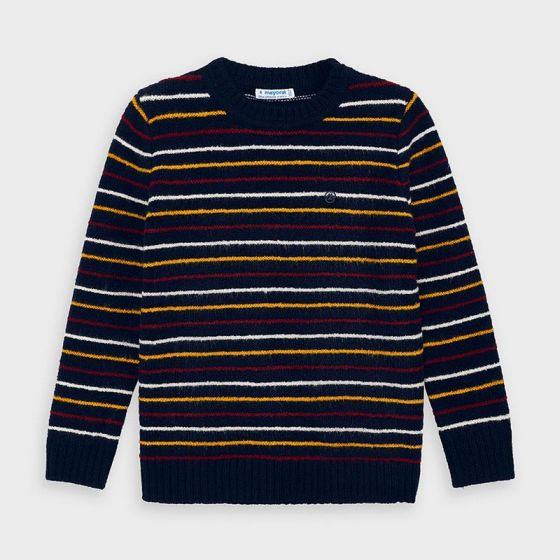 Sweater Stripes 085NAVY4332
