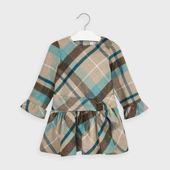 Dress lurex 086DUCKGREEN4969
