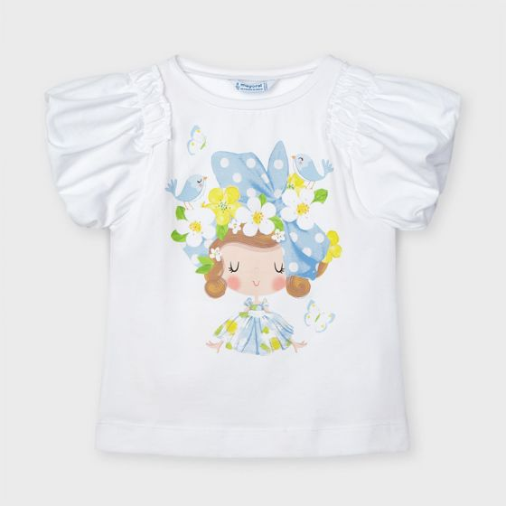 S/S Doll Shirt mayoral