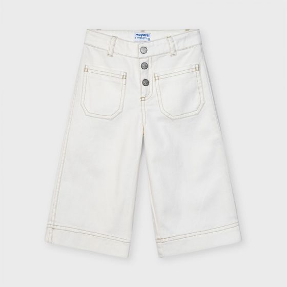 Culotte Pants With Pockets mayoral