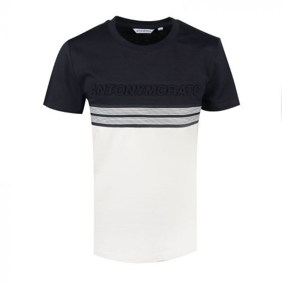Shirt Short Sleeve With Tape
