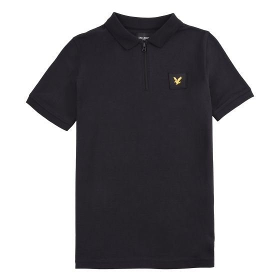 Polo  With Zipper