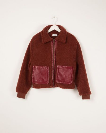 Jacket Teddy Goji Igloo