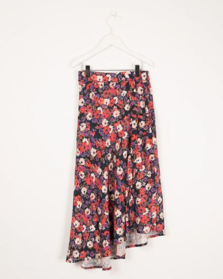Skirt Long Flower Skirt GojiIllinois