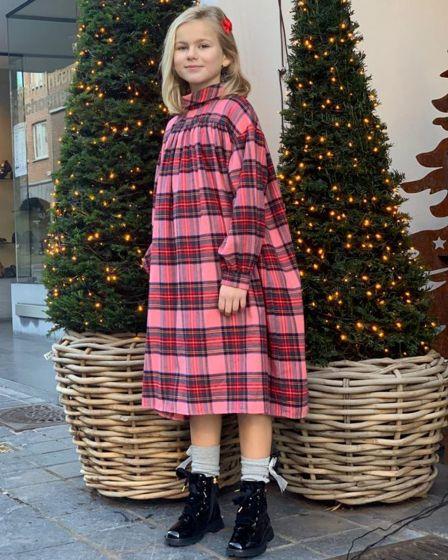 Dress Magda Clan Peony620442