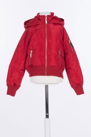 Jacket Sportive ciliegia202GJ2180