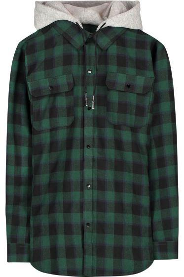 Shirt The Marvin BLACKGold-01
