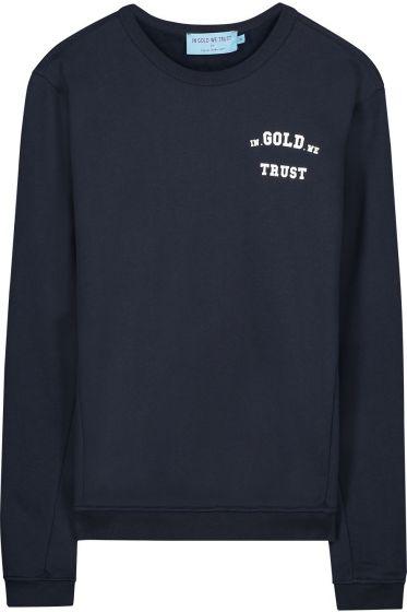 Sweater The Organic DARKNAVYGold-03