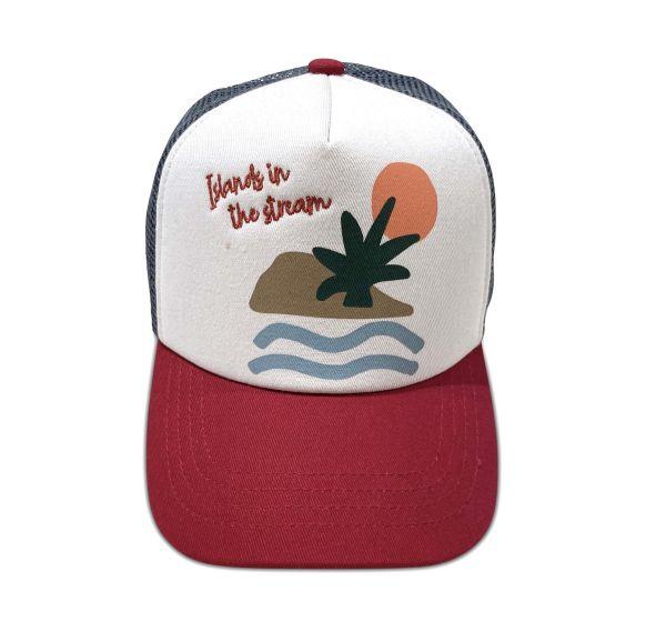 SUNSET MECH CAP