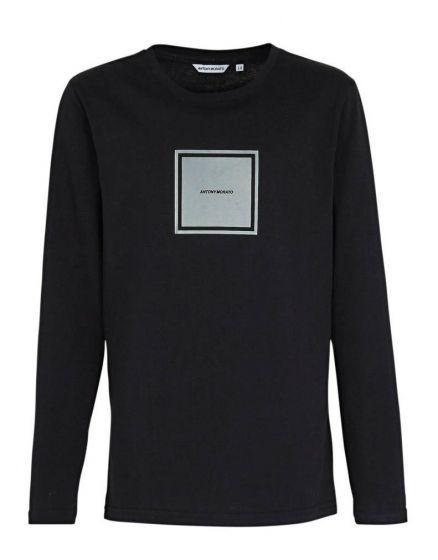 Shirt Short Sleeve With Print BLUEINKMKKS00215