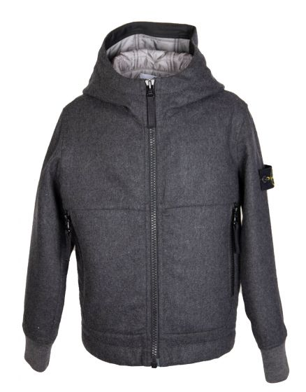 Jacket Blouson Charcoal Grey 691640737-1802