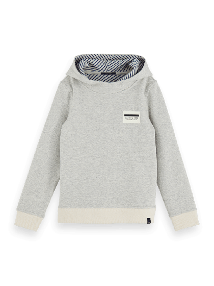 Reversible Hooded Sweater 0606-157234