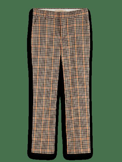 Pants Slim Fit Tailored 0219-157955