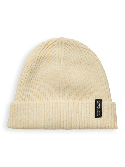 Hat Beanie In Soft Quality 0001-160479--
