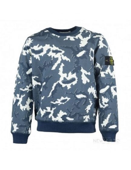 Sweat Shirt NavyBlue721663243-V0020