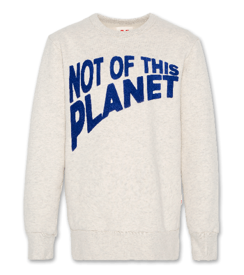 Sweater C-neck Sweater planet oyster 220-2200-06