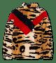 Sweater Mock Neck Sweater Sepia 220-1281