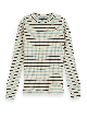 Striped L/S Tee