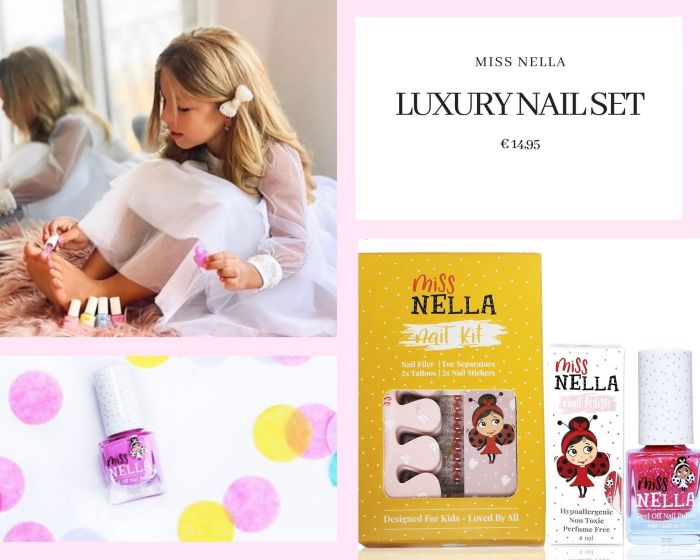 Miss Nella luxury Nail Set